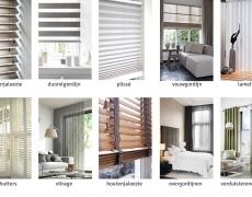 Hoe kies ik mijn raamdecoratie?